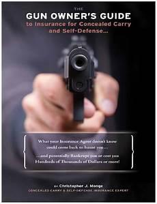 Self Defense Insurance Expert Releases Guide For Gun