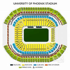 University Of Phoenix Concert Seating Chart Soccer At University Of Phoenix Stadium Seating Guide