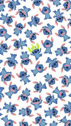 disney pattern iphone wallpaper fond d 233 cran stitch disney imprim 233 we it stitch