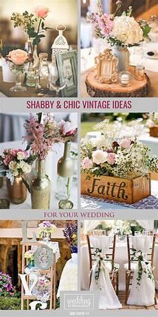 shabby chic vintage wedding decor ideas wedding tips