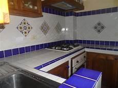 ceramica per cucina torello dual color ceramica di vietri 10x12 cm cucina di