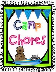 Camping Jobs Camping Classroom Jobs By Junkmonkey Teachers Pay Teachers