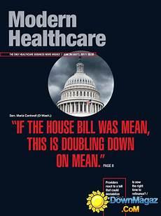 Modern Healthcare Modern Healthcare 26 06 2017 187 Download Pdf Magazines