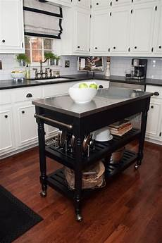 15 Amazing Movable Kitchen Island Designs And Ideas 27 Vintage Wooden Kitchen Island Design Ideas Interior God