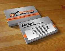 Sample Business Card Seo Business Card Samples Amp Examples 187 Startupguys Net