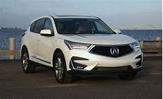 2019 Acura Rdx Changes by Report 2019 Acura Rdx Review Ny Daily News