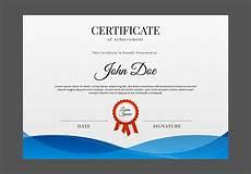 Free Editable Certificate Templates Certificate Templates Free Certificate Designs