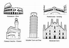 Lustige Malvorlagen Rom Ausmalbilder Italien Ausmalbilder