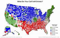 Pop Chart Map New Version Of The Us Coke Pop Soda Map Oc Png