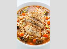 10 Best Ramen Chicken Noodle Soup Recipes