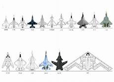 Fighter Aircraft Comparison Chart Scale Comparison Chart Of Jet Fighters Plane Fly