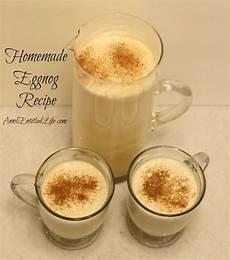 homemade eggnog recipe eggnog is a delicious traditional