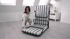 be 174 support folding guest bed with breathable