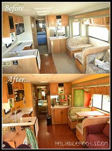rv remodel before and after rv rvremodel before after
