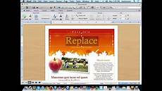 Templates For Newsletters In Word Create A Newsletter Using Microsoft Word Templates Youtube