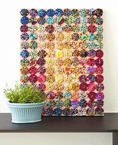 10 modern and simple wall decoration ideas with fabric