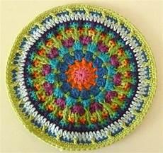 the 8th gem crochet fair isle mandala pattern