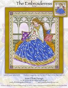Joan Elliott Cross Stitch Charts The Embroideress From Joan Elliott Cross Stitch Charts