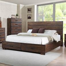 crown cranston low profile bed with footboard