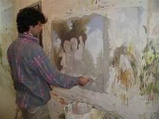fresco old fresco a new technique italian frescoes