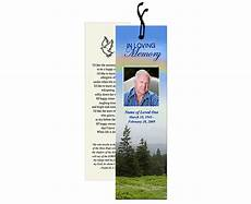 Free Printable Memorial Templates The Funeral Program Site Releases New Templates For