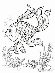 Malvorlagen Unterwassertiere N F 228 Rbung Unterwasserwelt Unterwasserwelt Fisch