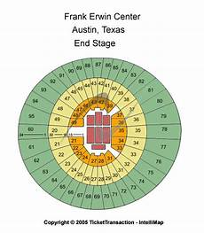 Frank Erwin Center Tickets Year Austin Events