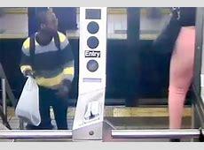 Man Caught on Video Groping Woman in Midtown Subway