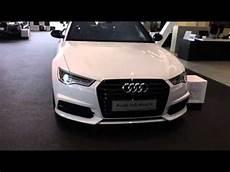 Audi Lights 2015 Audi A6 2015 Facelift Dynamic Turning Light Slowmotion