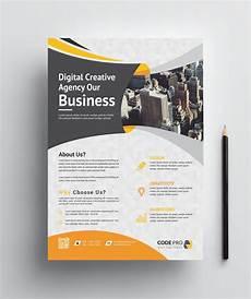 Creative Flyer Design Templates Brussels Creative Business Flyer Design Template 001637