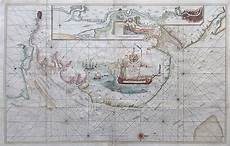 Antique Charts Antique Maps Antique Sea Chart Of The River Thames And