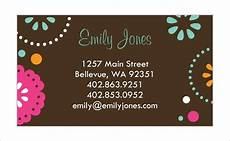 Examples Of Calling Card Calling Card Template 16 Free Sample Example Format