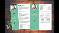 How To Made Cv How To Create Cv Resume In Ms Word Youtube
