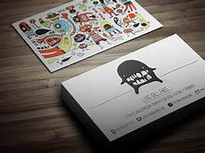 Artist Business Card 40 Neatly Designed Presentable And Creative Business Card