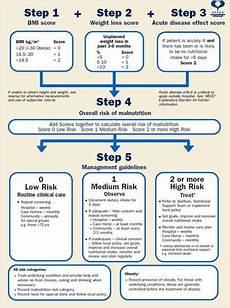Universal Assessment Chart Malnutrition Risk Assessment Mnt Practice Reference