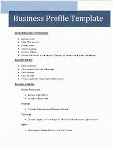 Company Profile Format In Word Free Download 8 Sample Format Of Company Profile In Word Company