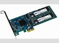 OWC Releases First Ever Mac Bootable PCI SSD   MacTrast