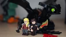 Astrid Lego Designer Made Some Minifigures To Go With My U Jayfa Toothless Lego