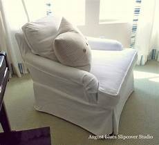 White Slip Covers For Furniture Sofa 3d Image by White Slipcovered Chair Ideas Homesfeed