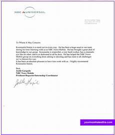 Recommendation Letter Sample Download Letter Of Recommendation Samples