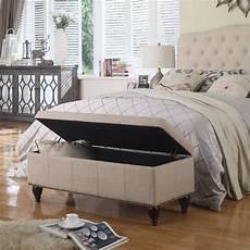 alton furniture elmo upholstered ottoman storage bedroom