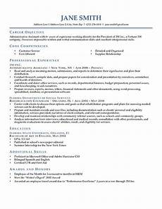 What Are Some Objectives For A Resumes Advanced Resume Templates Resume Genius