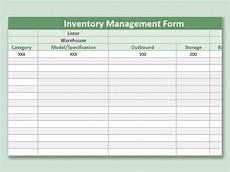Stock Inventory Format Sample Inventory Management Excel Template Addictionary