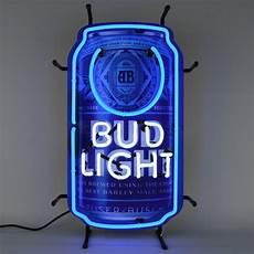 Bud Light Neon Bud Light Can Neon Sign