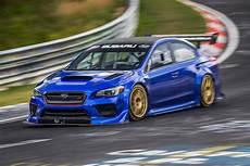 Fastest Subaru One Fast Sedan Subaru S N 252 Rburgring Special Speedhunters