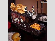 The Nightmare Before Christmas hearse snack dish from our