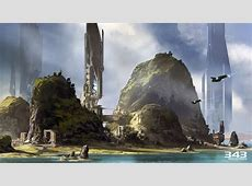 New Halo 5: Guardians Warzone Map Announced   Beyond