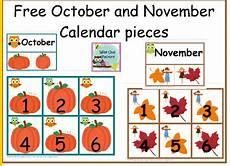 November Calendar Decorations Full Year Of Calendar Numbers Printable Free Pdfs