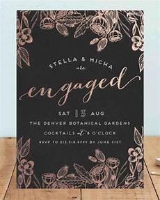 Elegant Party Invites 15 Engagement Party Invitations Martha Stewart Weddings