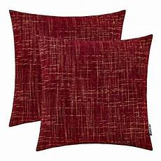 hwy 50 chenille soft comfortable decorative throw pillows